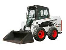 Rent skidsteer in Maine