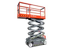 Rent aerial lifts and scaffolding in Maine