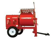 Rent concrete equipment in Maine