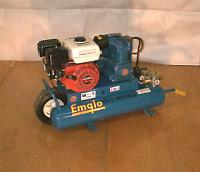 Where to find AIR COMPRESSOR 10CFM GAS in Maine