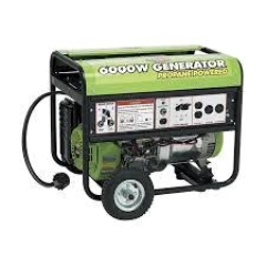 Rental store for GENERATOR 6000W PROPANE in Maine