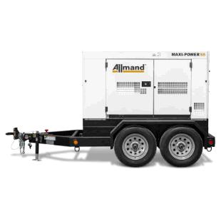 Where to find GENERATOR 50KW-65KW in Maine