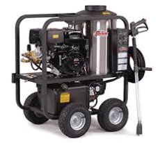 Used Equipment Sales PRESSURE WASHER HOT 3000 PSI in Maine