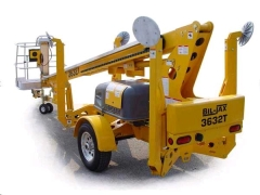 Used Equipment Sales LIFT BUCKET BILJAX 3632T in Maine